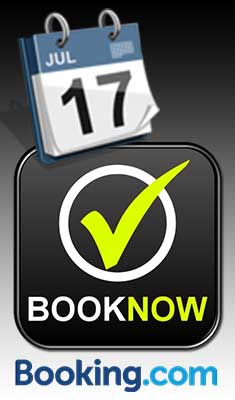 booking.com reservation